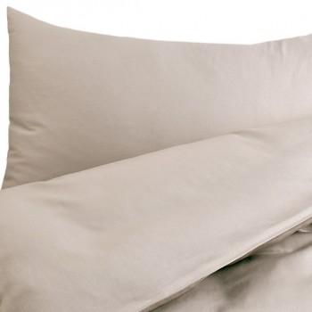 Наволочка на подушку Ideia 50*70 см сатин арт.8000010787.сіро-бежевий 15-4503
