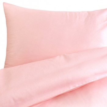 Наволочка на подушку Ideia 70*70 см сатин арт.8000010788.пудра
