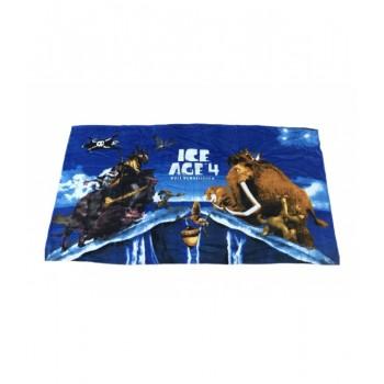 Полотенце пляжное Vende Ice Age 4 Voll Verschoben велюр 75*150 см арт.ts-02180