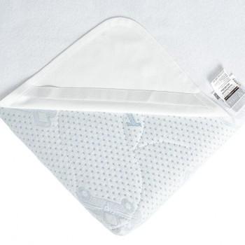 Наматрасник водонепроницаемый Ideia AQUA STOP 60*120 см махровый на резинках детский арт.8000005245