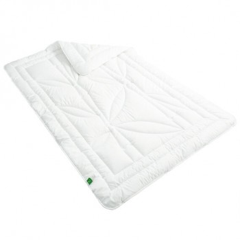 Одеяло Ideia Botanical Bamboo двуспальное 155*215 см микрофибра/бамбуковое волокно легкое арт.8000032465