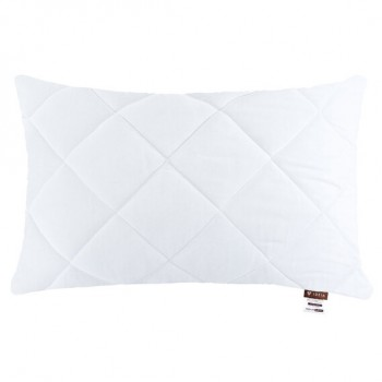Подушка детская Ideia Comfort Standart+ 40*60 см микрофибра/антиаллергенное волокно белая арт.8000011888.білий