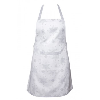 Фартук для кухни LiMaSo 60*75см жаккардовый полиэстер новогодний арт.FS80-EDEN009-FR.60х75