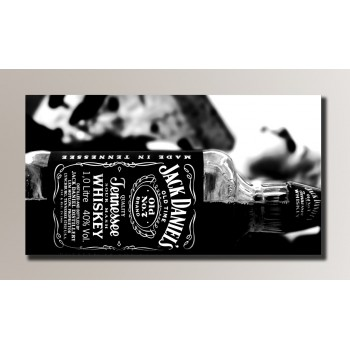 Картина (не раскраска) HolstArt JackDaniel's 54*29,5см арт.HAS-009