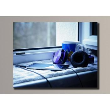 Картина (не раскраска) HolstArt Music 54*42см арт.HAS-055