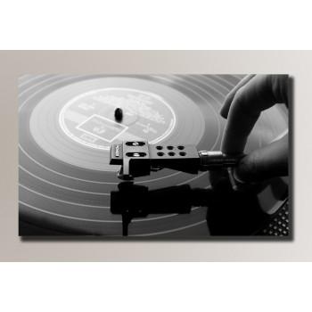 Картина (не раскраска) HolstArt Music 54*32,5см арт.HAS-057