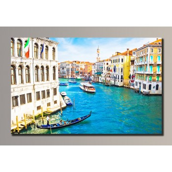 Картина (не раскраска) HolstArt Венеция 54*34,5см арт.HAS-060