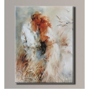 Картина (не раскраска) HolstArt Willem Haenraets 41*54 см арт.HAS-205