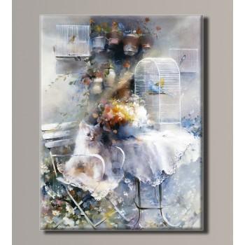 Картина (не раскраска) HolstArt Willem Haenraets 41*54 см арт.HAS-210