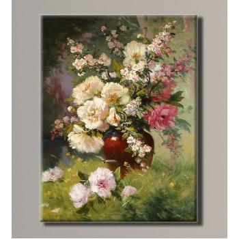 Картина (не раскраска) HolstArt Натюрморт живопись 41*54 см арт.HAS-212