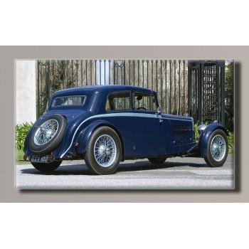 Картина (не раскраска) HolstArt Aston Martin 1934 55*32,5 см арт.HAS-213