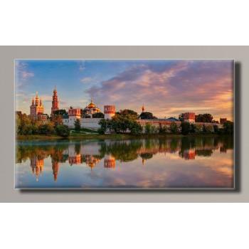 Картина HolstArt Moskow 55*32,5см арт.HAS-239