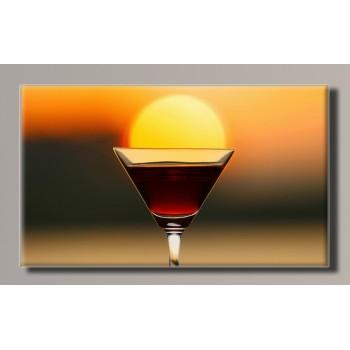 Картина (не раскраска) HolstArt Martini 55*32,5см арт.HAS-248