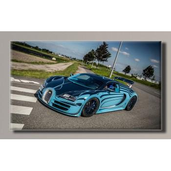 Картина (не раскраска) HolstArt Bugatti veeron 55*32,5см арт.HAS-265