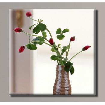 Картина (не раскраска) HolstArt Цветы 54*54см арт.HAS-345