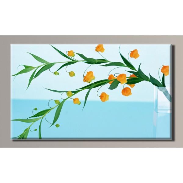 Купить Картина (не раскраска) HolstArt Цветы 89*54см арт ...