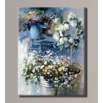 Картина (не раскраска) HolstArt Willem Haenraets живопись 41*54см арт.HAS-403