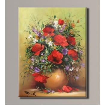 Картина (не раскраска) HolstArt Живописный натюрморт 41*54см арт.HAS-407