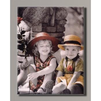 Картина (не раскраска) HolstArt Дети от Kim Anderson 42*55 см арт.HAS-433