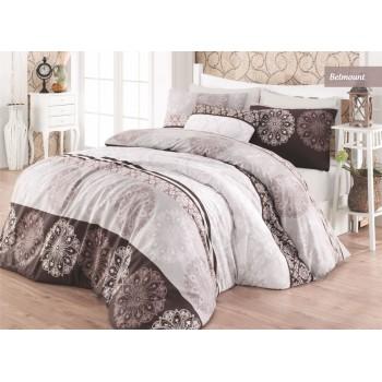 Комплект постельного белья Ecosse Ranforce семейный ранфорс арт.Belmount