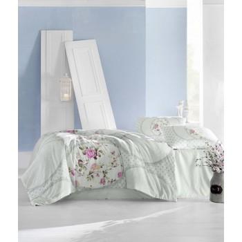 Комплект постельного белья Arya полуторный ранфорс Perlita арт.TR1003836