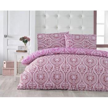 Комплект постельного белья Arya семейный ранфорс Sone арт.TR1003860