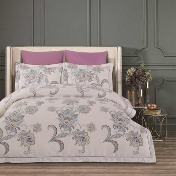 Комплект постельного белья Arya Fashionable Евро сатин Ronen арт.TR1004059