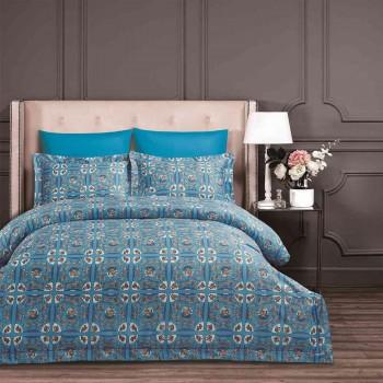 Комплект постельного белья Arya Fashionable Евро сатин Tolerdo арт.TR1004064