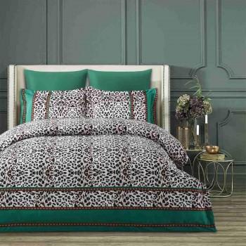 Комплект постельного белья Arya Fashionable Евро сатин Mavenna арт.TR1004078