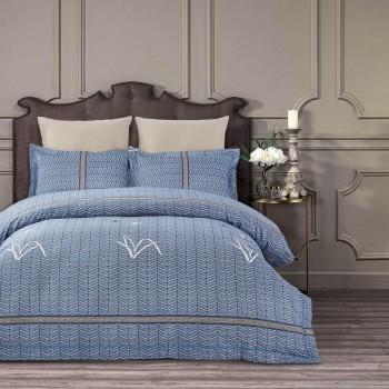 Комплект постельного белья Arya Fashionable Евро сатин Erica арт.TR1004079