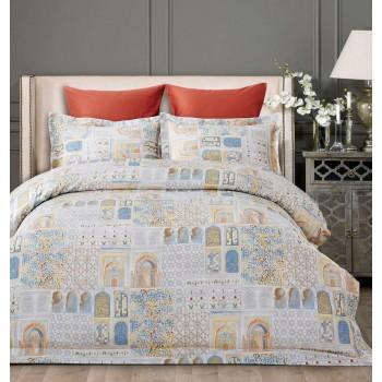 Комплект постельного белья Arya Fashionable Евро сатин Anette арт.TR1004080