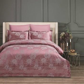 Комплект постельного белья Arya Sensibility Евро сатин-жаккард Denzel арт.TR1004130