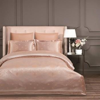 Комплект постельного белья Arya Sensibility Евро сатин-жаккард Celia арт.TR1004131