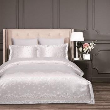 Комплект постельного белья Arya Sensibility семейный сатин-жаккард Eldora арт.TR1004133