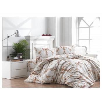 Комплект постельного белья Arya полуторный кретон Benno арт.TR1004955
