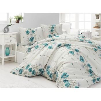 Комплект постельного белья Arya Евро кретон Alben арт.TR1004959