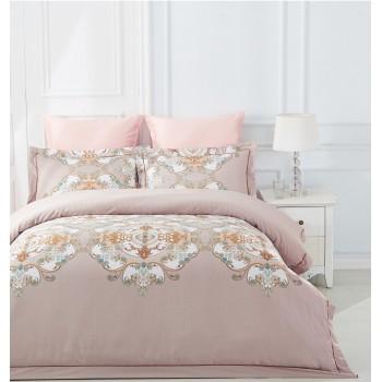 Комплект постельного белья Arya Fashionable Евро сатин Lantes арт.TR1004065