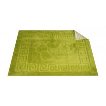 Коврик для ванной Турция прорезиненный 50*70 см зеленый Green