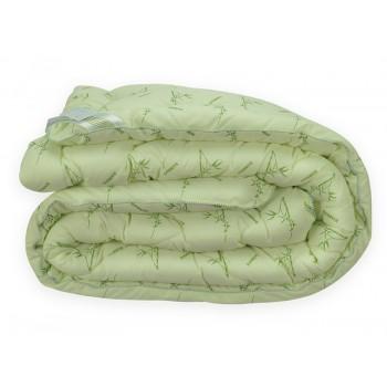 Одеяло Leleka-textile Бамбук двуспальное 172*205 см микрофибра/бамбуковое волокно особо теплое М4