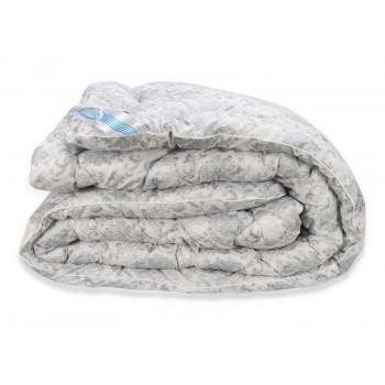 Одеяло Leleka-textile Био-пух полуторное 140*205 микрофибра/искусственный лебяжий пух особо теплое М6