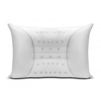 Подушка ортопедическая Leleka-textile 50*70 см хлопок/антиаллергенное волокно