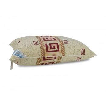 Подушка Leleka-textile Фаворит 70*70 см бязь/холлофайбер