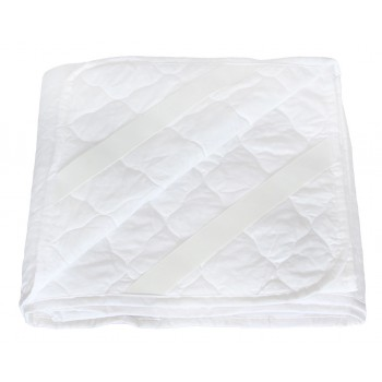 Наматрасник Dotinem Softtex 60*120 см сатин/антиаллергенное волокно на резинках детский арт.214771