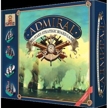 Игра настольная Bombat Game Адмирал (укр)
