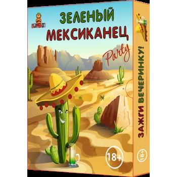 Игра настольная Bombat Зеленый мексиканец Русский