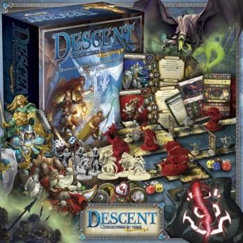 Игра настольная Hobby World Descent. Странствия во Тьме арт.1156