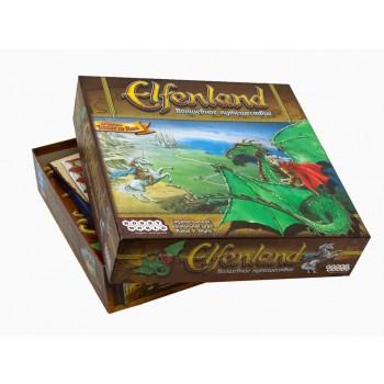 Игра настольная Hobby World Elfenland. Волшебное Путешествие арт.1252