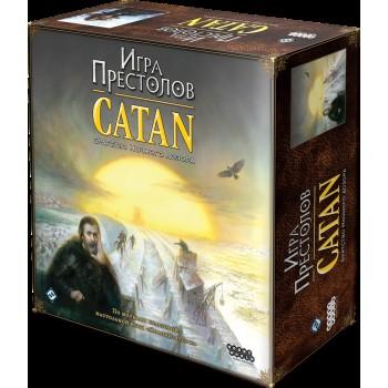 Игра настольная Hobby World Catan: Игра Престолов арт.1793
