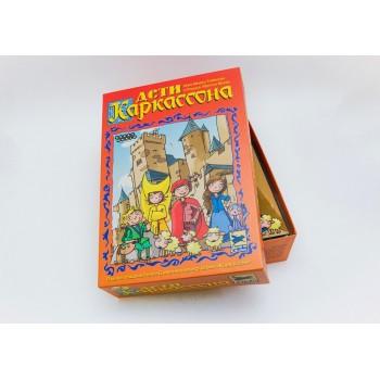 Игра настольная Hobby World Дети Каркассона (новая версия) детская арт.1096