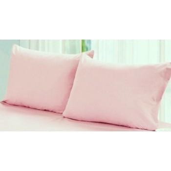 Наволочка на подушку Zastelli 70*70 см бязь 14-1312 Pale Blush арт.13376